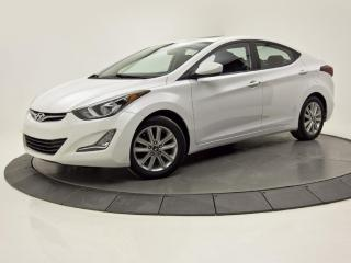 Used 2016 Hyundai Elantra SPORT TOIT OUVRANT SIÈGES CHAUFFANTS for sale in Brossard, QC