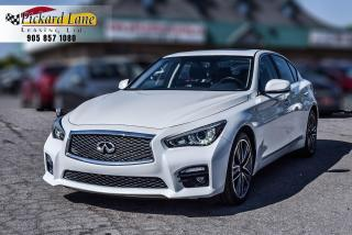 Used 2017 Infiniti Q50 3.0T Q50S | ONE OWNER | ONTARIO VEHICLE for sale in Bolton, ON