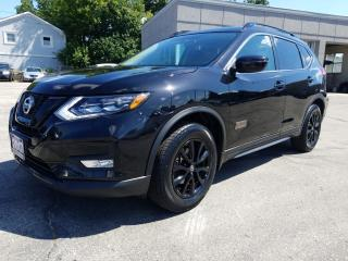 Used 2017 Nissan Rogue SV STAR WARS EDITION !!  SUNROOF !!  AWD !! for sale in Cambridge, ON