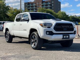 Used 2018 Toyota Tacoma SR5 SUNROOF, LANE DEPART WARNING, ADAPTIVE CRUISE, REVERSE CAMERA for sale in Ottawa, ON