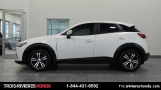 Used 2016 Mazda CX-3 GS + SYSTEME AUDIO 5000$ + BLUETOOTH! for sale in Trois-Rivières, QC