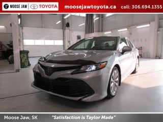 Used 2019 Toyota Camry LE Grade for sale in Moose Jaw, SK