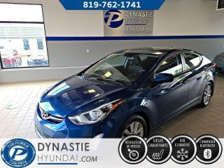 Used 2015 Hyundai Elantra Sport Appearance for sale in Rouyn-Noranda, QC