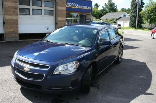 Used 2011 Chevrolet Malibu LT for sale in Nepean, ON
