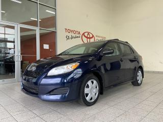 Used 2010 Toyota Matrix * AUTOMATIQUE * GR ELECT * A/C * for sale in Mirabel, QC