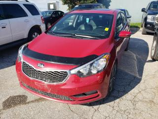 Used 2015 Kia Forte 2.0L 4-Cylinder DGI for sale in Barrie, ON