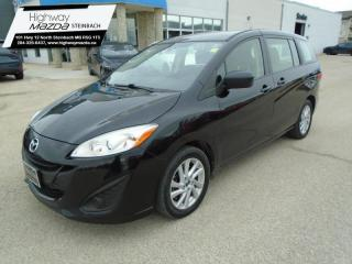 Used 2013 Mazda MAZDA5 GS at 6 Passenger - Bluetooth for sale in Steinbach, MB