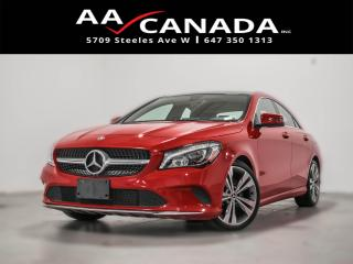 Used 2019 Mercedes-Benz CLA-Class CLA 250 for sale in North York, ON