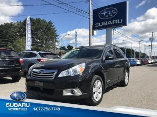 Used 2011 Subaru Outback 2.5i AWD ** COMMODITÉ ** for sale in Victoriaville, QC