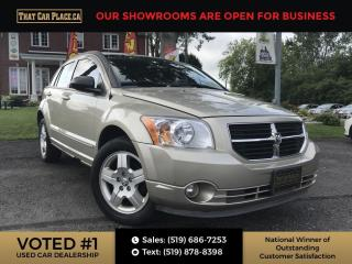 Used 2009 Dodge Caliber SXT for sale in London, ON