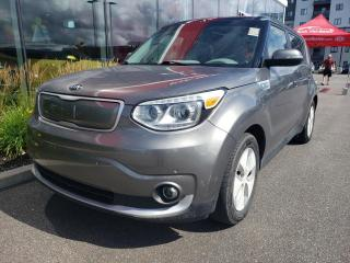 Used 2016 Kia Soul EV *LUXE*CUIR*TOIT*GPS* for sale in Québec, QC