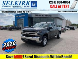 New 2020 Chevrolet Silverado 1500 LT  - Heated Seats for sale in Selkirk, MB