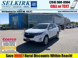 New 2020 Chevrolet Equinox LT  - Heated Seats - SIriusXM for sale in Selkirk, MB