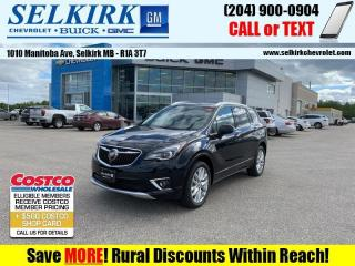 New 2020 Buick Envision Premium II  - Sunroof - Navigation for sale in Selkirk, MB