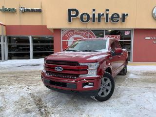 Used 2018 Ford F-150 Lariat 10 VITESSES for sale in Val-D'or, QC