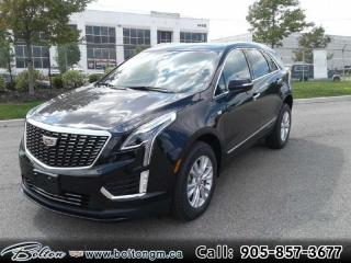 New 2020 Cadillac XT5 Luxury -  1SB Package - $311 B/W for sale in Bolton, ON