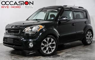 Used 2013 Kia Soul 4u TOIT.OUVRANT+CAM.RECUL+BLUETOOTH for sale in Boisbriand, QC