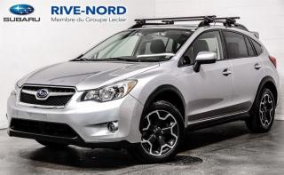 Used 2015 Subaru XV Crosstrek Sport EyeSight TOIT.OUVRANT+HID+MAGS for sale in Boisbriand, QC