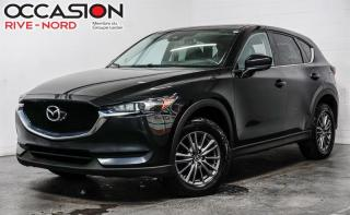 Used 2017 Mazda CX-5 GS AWD CUIR+TOIT.OUVRANT+SIEGES.CHAUFFANTS for sale in Boisbriand, QC