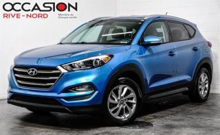 Used 2016 Hyundai Tucson Premium MAGS+SIEGES.CHAUFFANTS+BLUETOOTH for sale in Boisbriand, QC