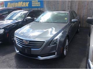 Used 2018 Cadillac CT6 3.0L Twin Turbo Premium Luxury for sale in Sarnia, ON