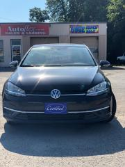 Used 2019 Volkswagen Golf COMFORTLINE for sale in Orillia, ON