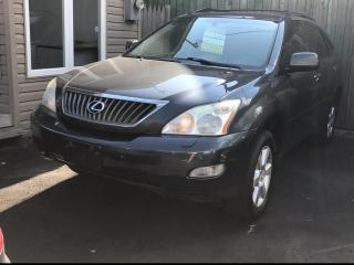 Used 2008 Lexus RX 350 4WD 4DR for sale in Scarborough, ON