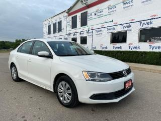 Used 2014 Volkswagen Jetta TRENDLINE+ Low Kms! for sale in Tillsonburg, ON