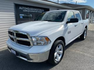Used 2017 RAM 1500 SLT 4X4 for sale in Kingston, ON