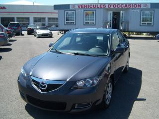 Used 2007 Mazda MAZDA3 GS for sale in St-Jean-Sur-Le-Richelieu, QC