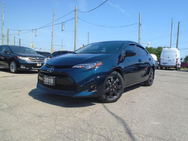 2018 Toyota Corolla ONE OWNER NO ACCIDENT B-TOOTH B-CAMERA LINE K