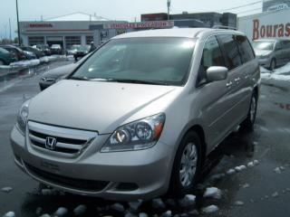 Used 2006 Honda Odyssey EX for sale in St-Jean-Sur-Le-Richelieu, QC