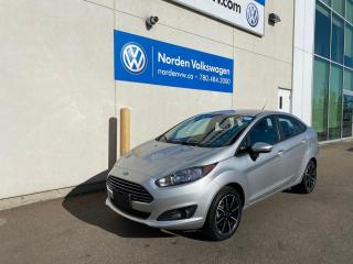 Used 2019 Ford Fiesta SE 4dr FWD Sedan for sale in Edmonton, AB