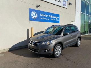 Used 2009 Volkswagen Tiguan HIGHLINE 4MOTION AWD - LOADED for sale in Edmonton, AB