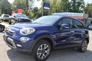 Used 2016 Fiat 500X Trekking for sale in Richmond Hill, ON