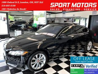 Used 2017 Jaguar XF 20d Premium AWD+Xenons+GPS+Camera+Accident Free for sale in London, ON