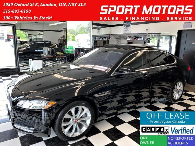 2017 Jaguar XF 20d Premium AWD+Xenons+GPS+Camera+Accident Free