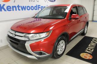 Used 2016 Mitsubishi Outlander 3 MONTH DEFERRAL! *oac | SE | AWD | Heated Seats for sale in Edmonton, AB