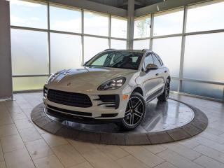 New 2020 Porsche Macan S for sale in Edmonton, AB