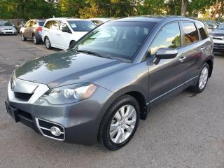 Used 2011 Acura RDX Tech Pkg for sale in Brampton, ON