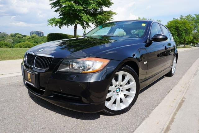 2006 BMW 3 Series 1 OWNER / LOW KM'S / IMMACULATE / LOADED /NAVI