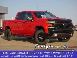 New 2020 Chevrolet Silverado 1500 LT Trail Boss for sale in Carlyle, SK