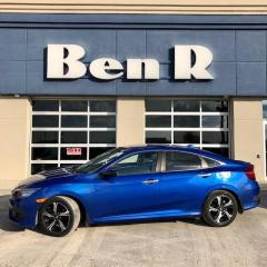 Used 2016 Honda Civic Touring for sale in Steinbach, MB