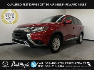 Used 2019 Mitsubishi Outlander ES AWD for sale in Sherwood Park, AB