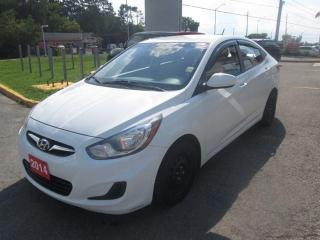 Used 2014 Hyundai Accent GL for sale in Gloucester, ON