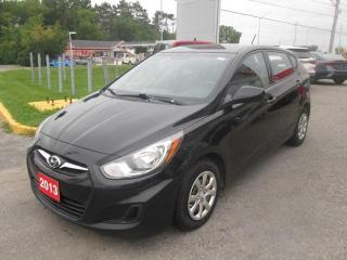 Used 2013 Hyundai Accent GL for sale in Gloucester, ON
