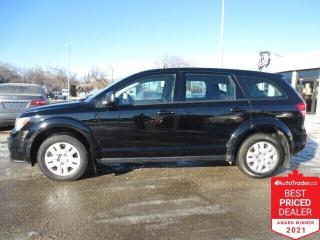 Used 2015 Dodge Journey FWD 4dr Canada Value Pkg for sale in Winnipeg, MB