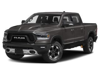 New 2020 RAM 1500 Rebel 4x4 Crew Cab 5'7  Box for sale in Milton, ON