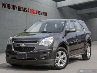 Used 2015 Chevrolet Equinox FWD 4DR LS for sale in Mississauga, ON