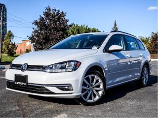 Used 2019 Volkswagen Golf Alltrack Comfortline all wheel drive 7000 km for sale in Concord, ON